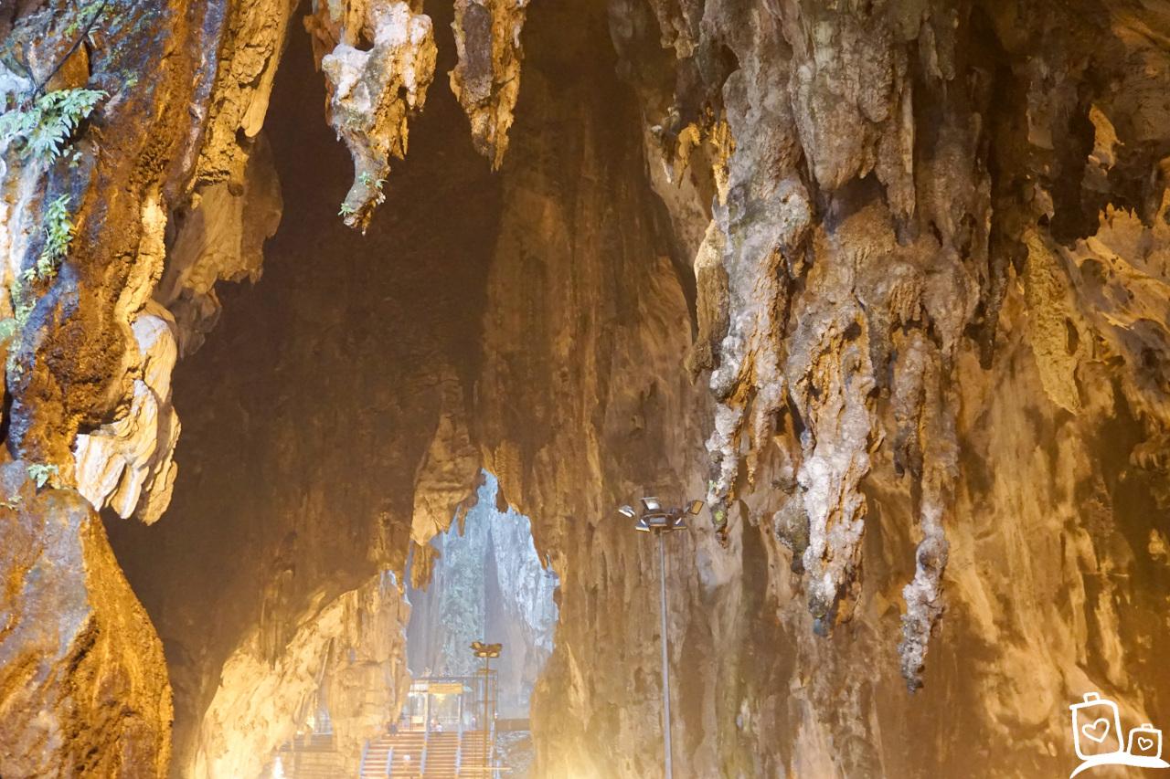 Kuala-Lumpur Batu Caves Hindoe tempel