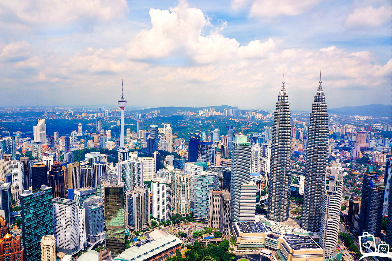 Kuala Lumpur Petronas KL Towers