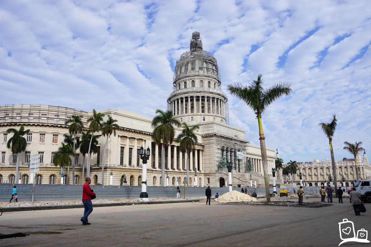 Cuba Havana El Capitolio Capitol