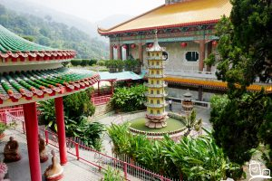 Penang Georgetown Kek Lok Si tempel