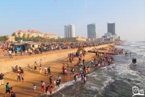 Sri Lanka Colombo Strand