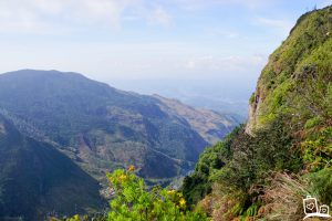 Sri Lanka Nuwara Eliya Worlds End Horton Plains