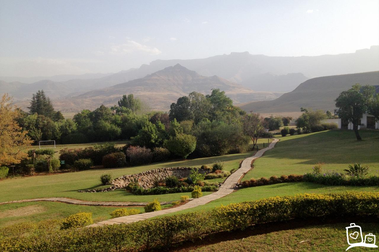 Zuid-Afrika Drakensbergen