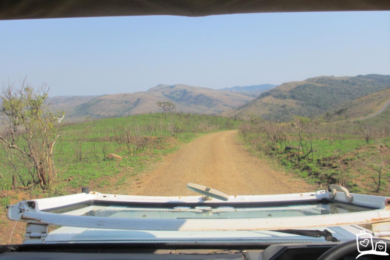 Zuid-Afrika Hluwluwe:Umfolozi National Park