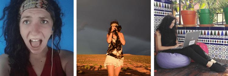 Jessica Lokker Digital Nomad