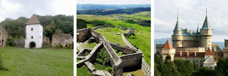 Ontdek Slowakije