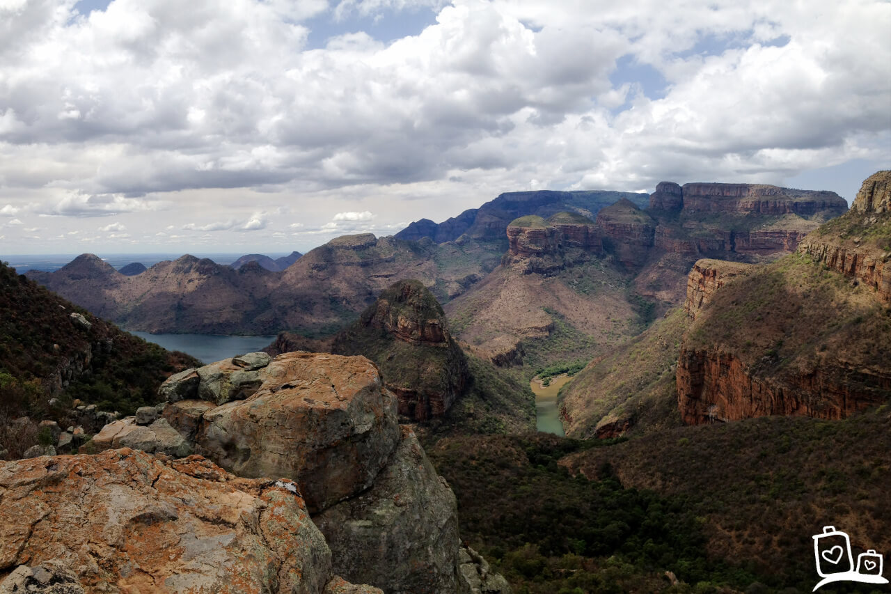 Zuid-Afrika Panoramaroute Blyde River Canyon
