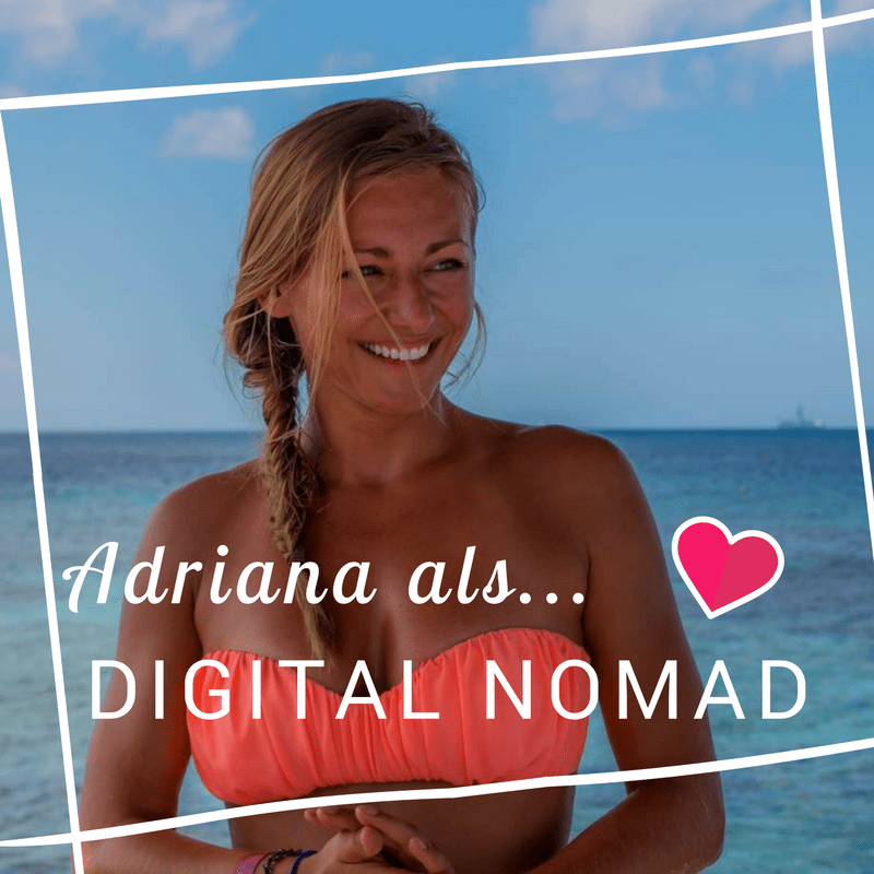 Adriana digital nomad yoga