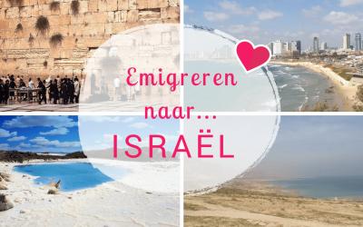 Emigreren naar Israël: Online werken en genieten van het warme weer!
