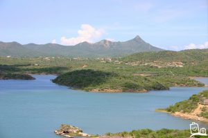 Curacao Christoffel NP berg