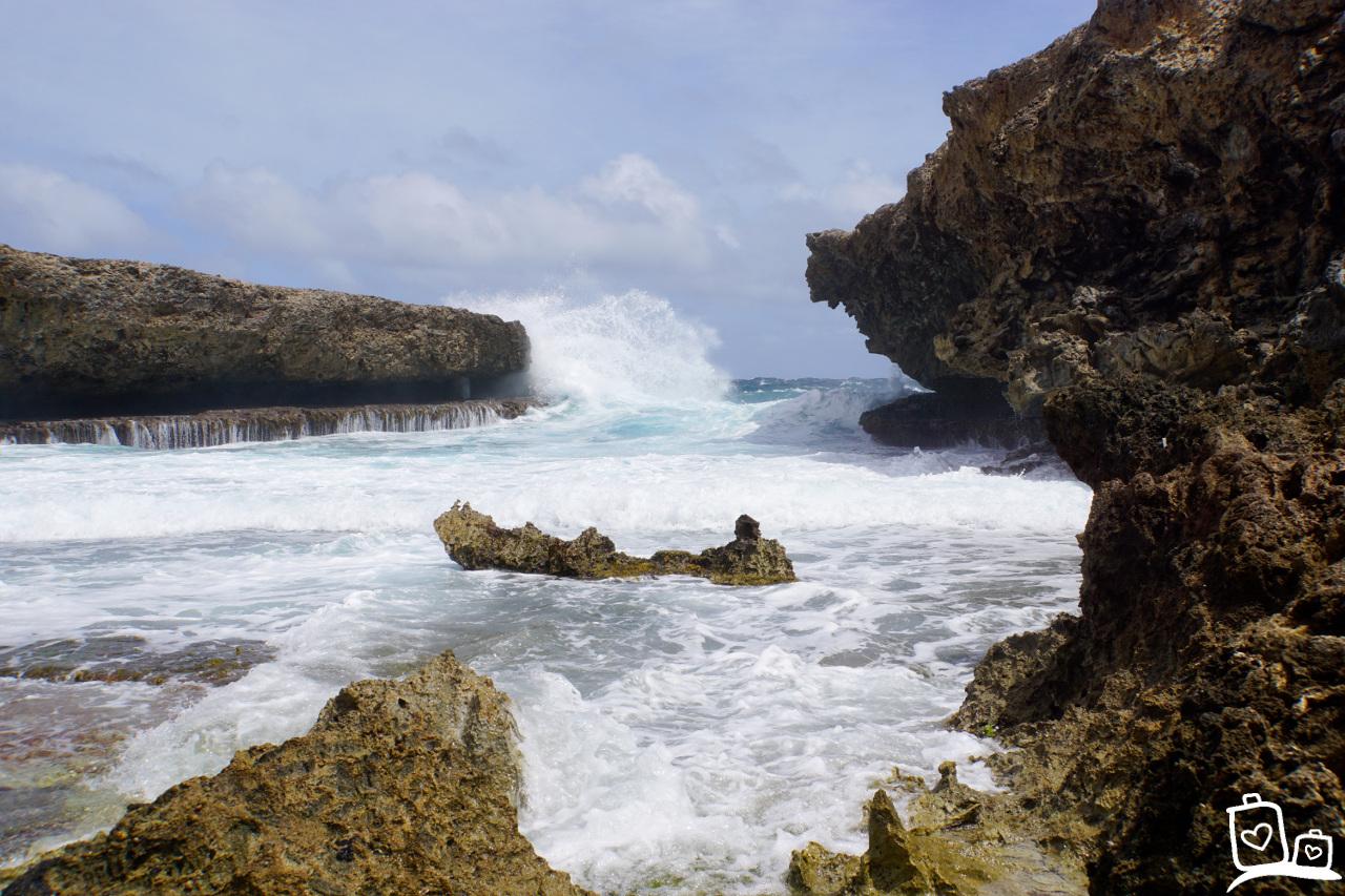 Curacao Shete Boka NP - Boka Kalki