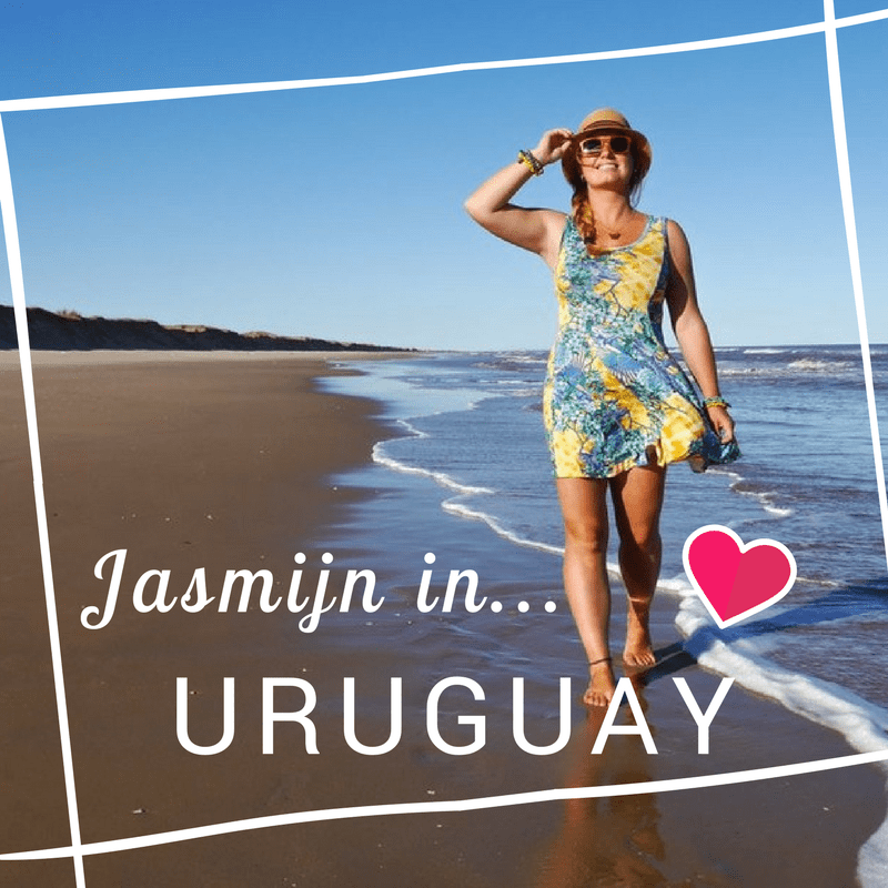 Jasmijn emigreren Uruguay