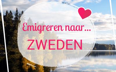Emigreren naar Zweden: rust en ruimte in de prachtige natuur