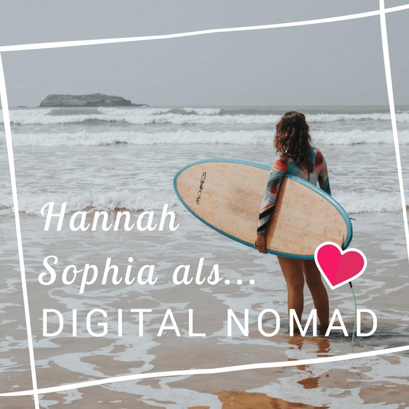 Hannah Sophia Bakels - Digital Nomad