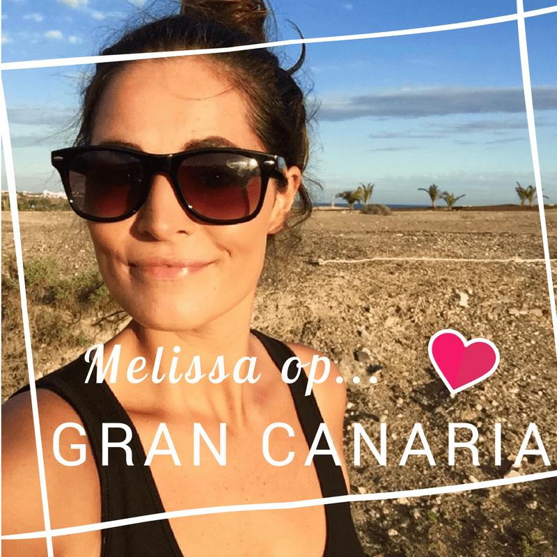 Melissa Aarssee Emigreren naar Gran Canaria
