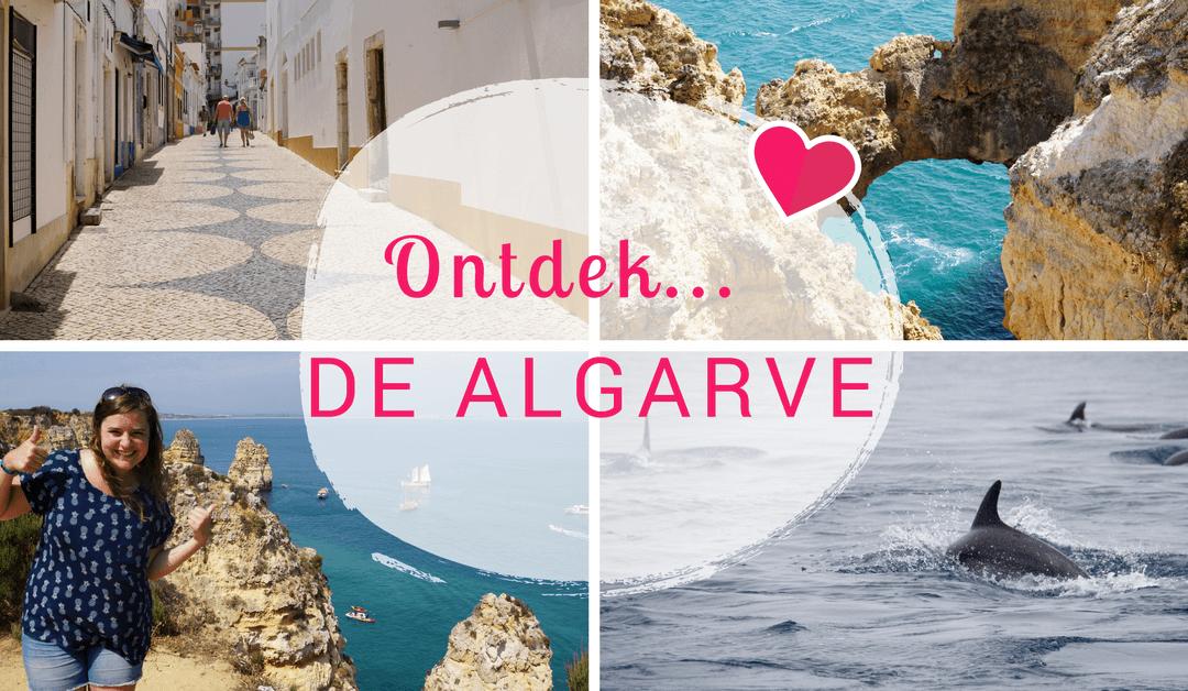 Ontdek… De Algarve: 5 prachtige plekken om te bezoeken!