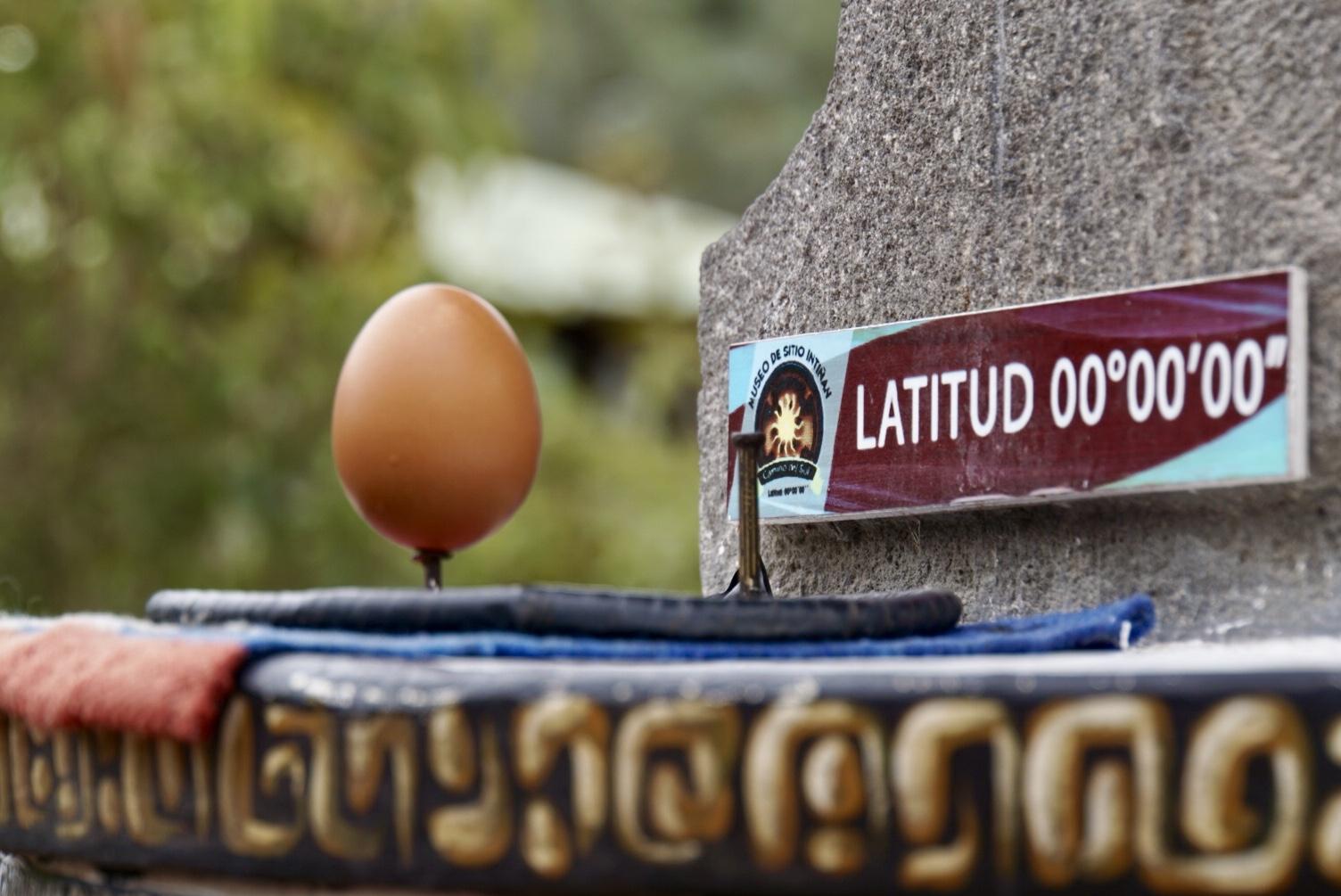Ecuador Quito Mitad del Mundo Intinan