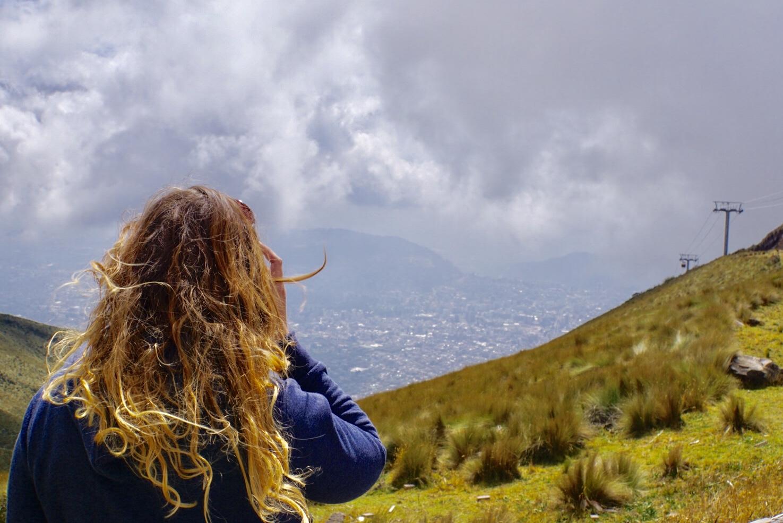 Ecuador Quito TeleferiQo