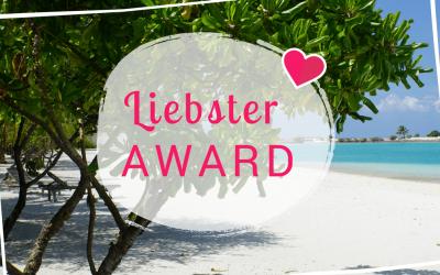 Ontdek je bestemming is genomineerd voor een Liebster Award!