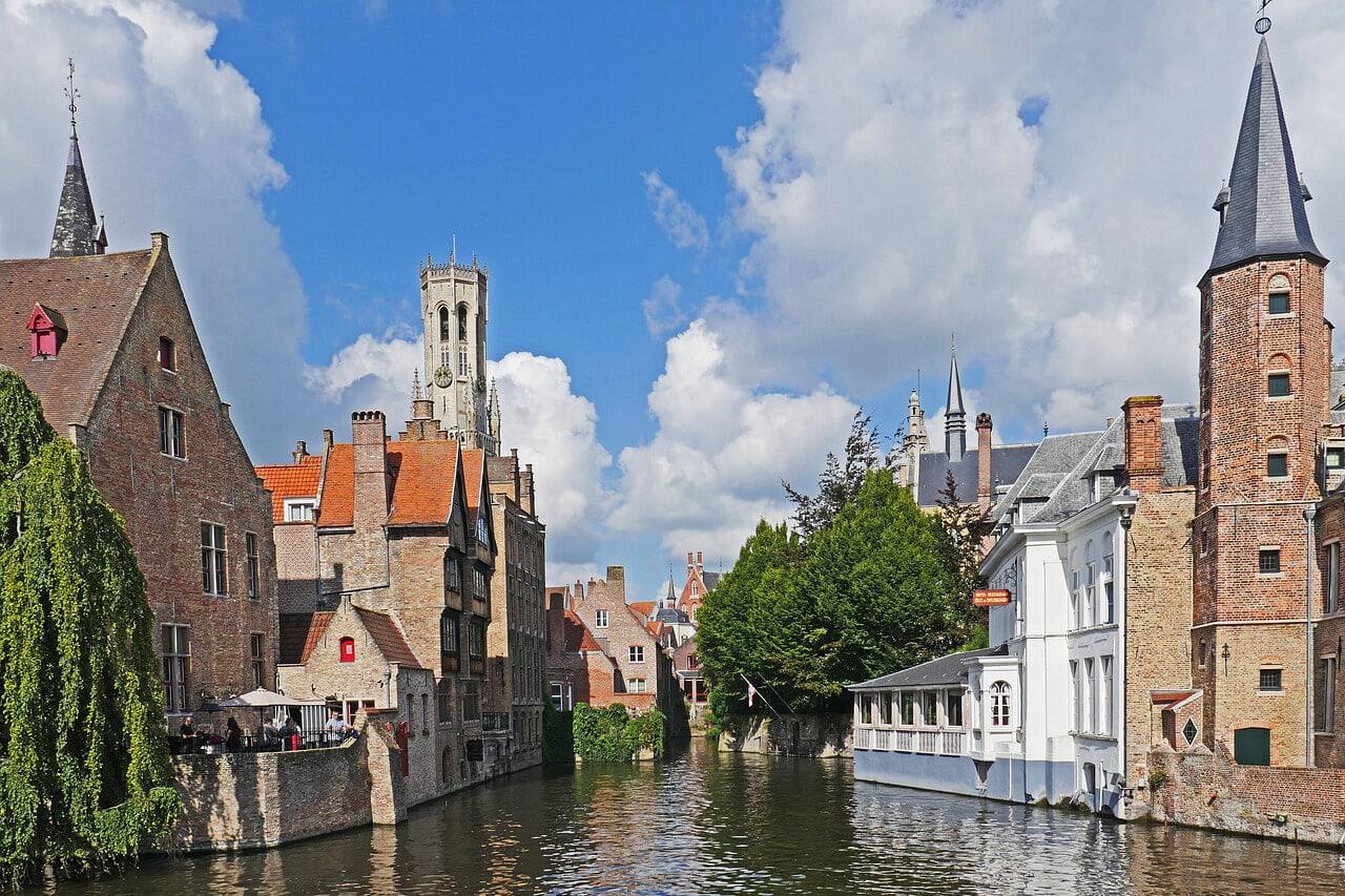 Benelux Belgie Brugge