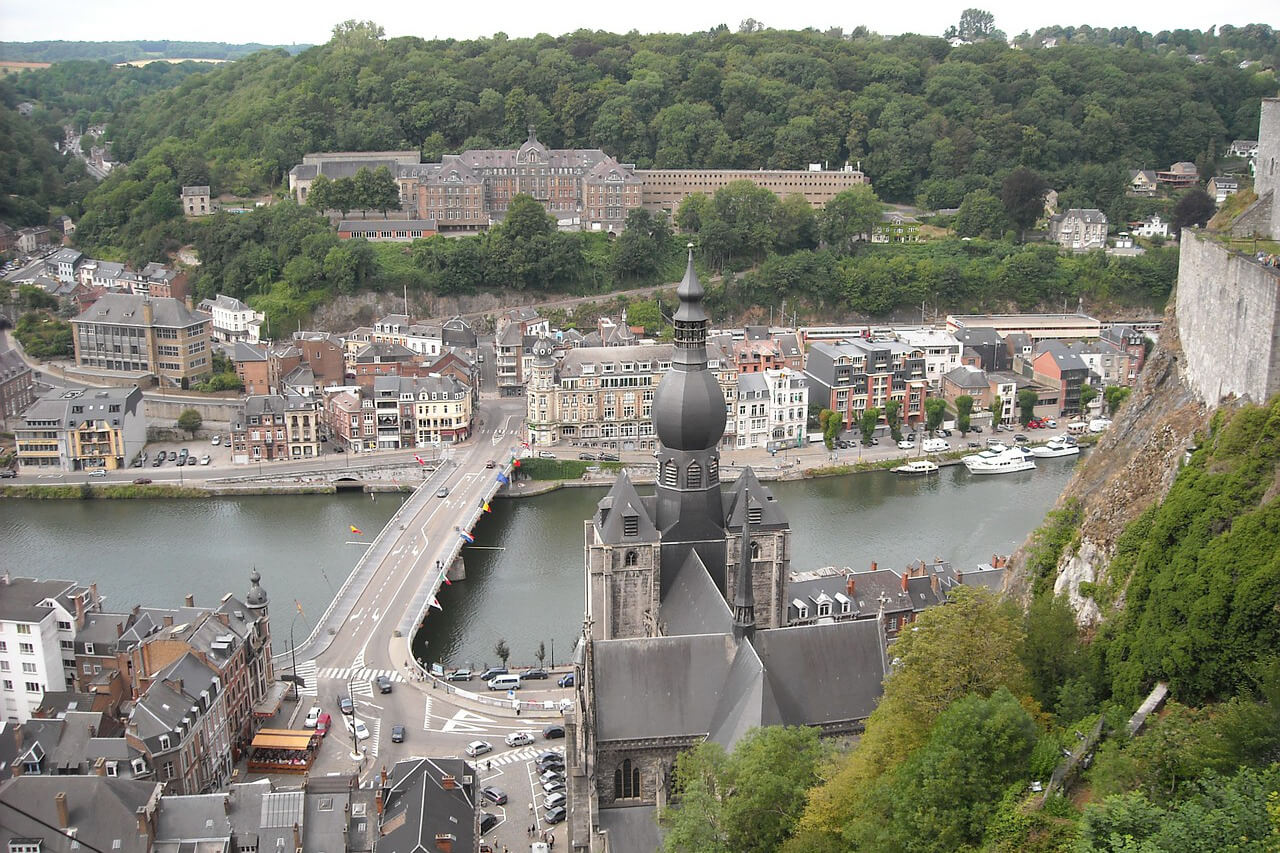 Benelux Belgie Dinant