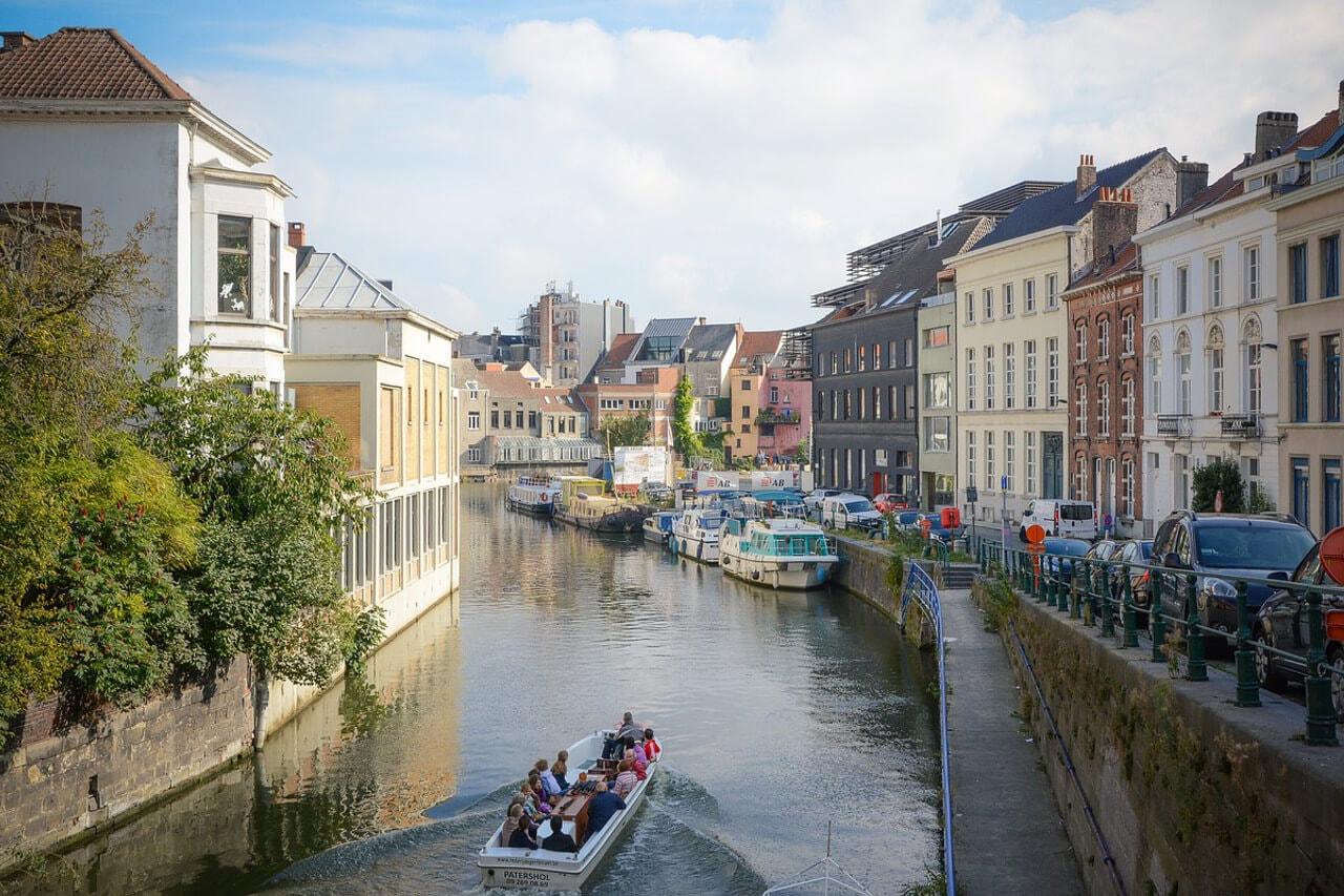 Benelux Belgie Gent