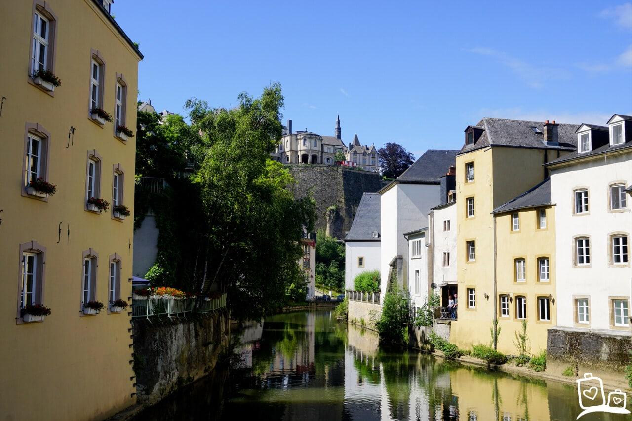 Benelux Luxemburg Luxemburg-stad
