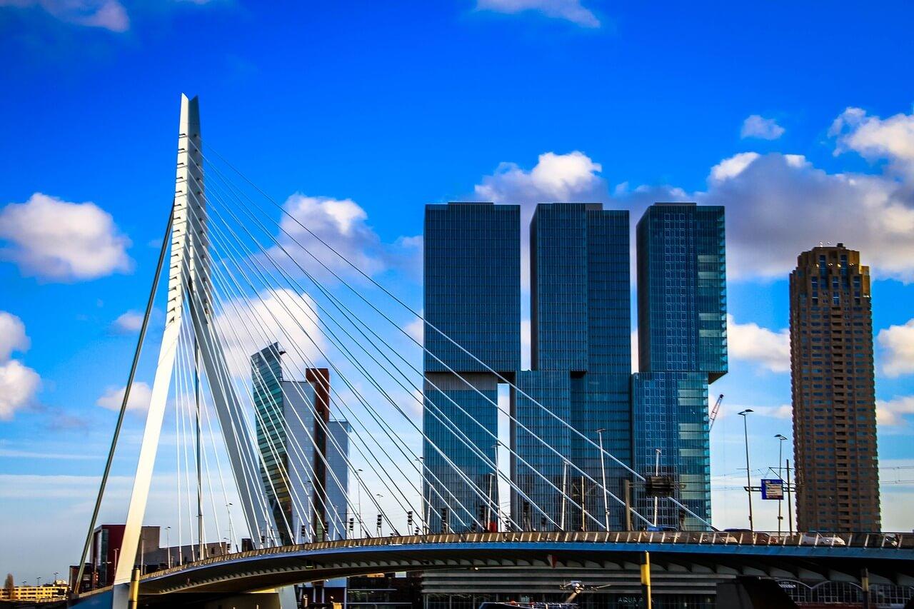Benelux Nederland Rotterdam