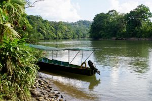 Ecuador - Amazone - Tena - Boot