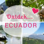 Ecuador Blogserie – Deel 3: Het Amazone-avontuur