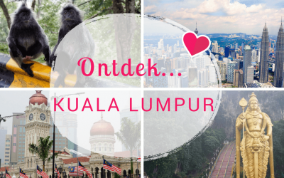 Ontdek… Kuala Lumpur: Een smeltkroes van culturen en prachtige gebouwen!