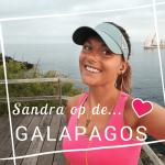 Sandra Wink - Werken op de Galapagos eilanden