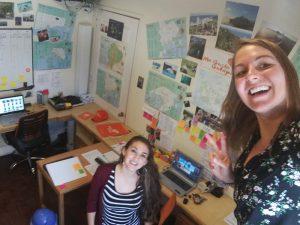 Werken op de Galapagos eilanden - Sandra Wink