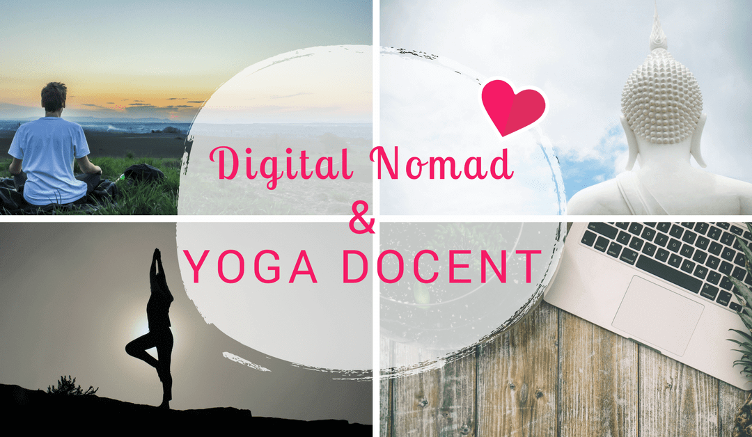 Het inspirerende leven van een digital nomad & yoga-docent