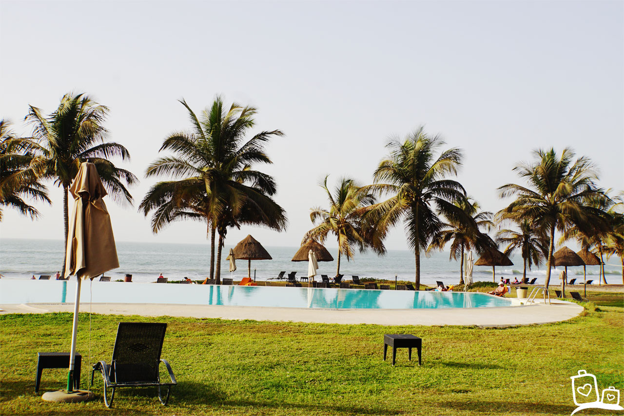Gambia - Hotel Coral Beach