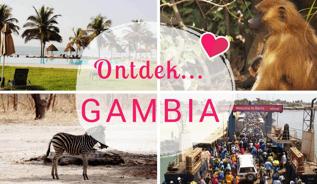 Ontdek… Gambia: 5 dingen die je niet mag overslaan!