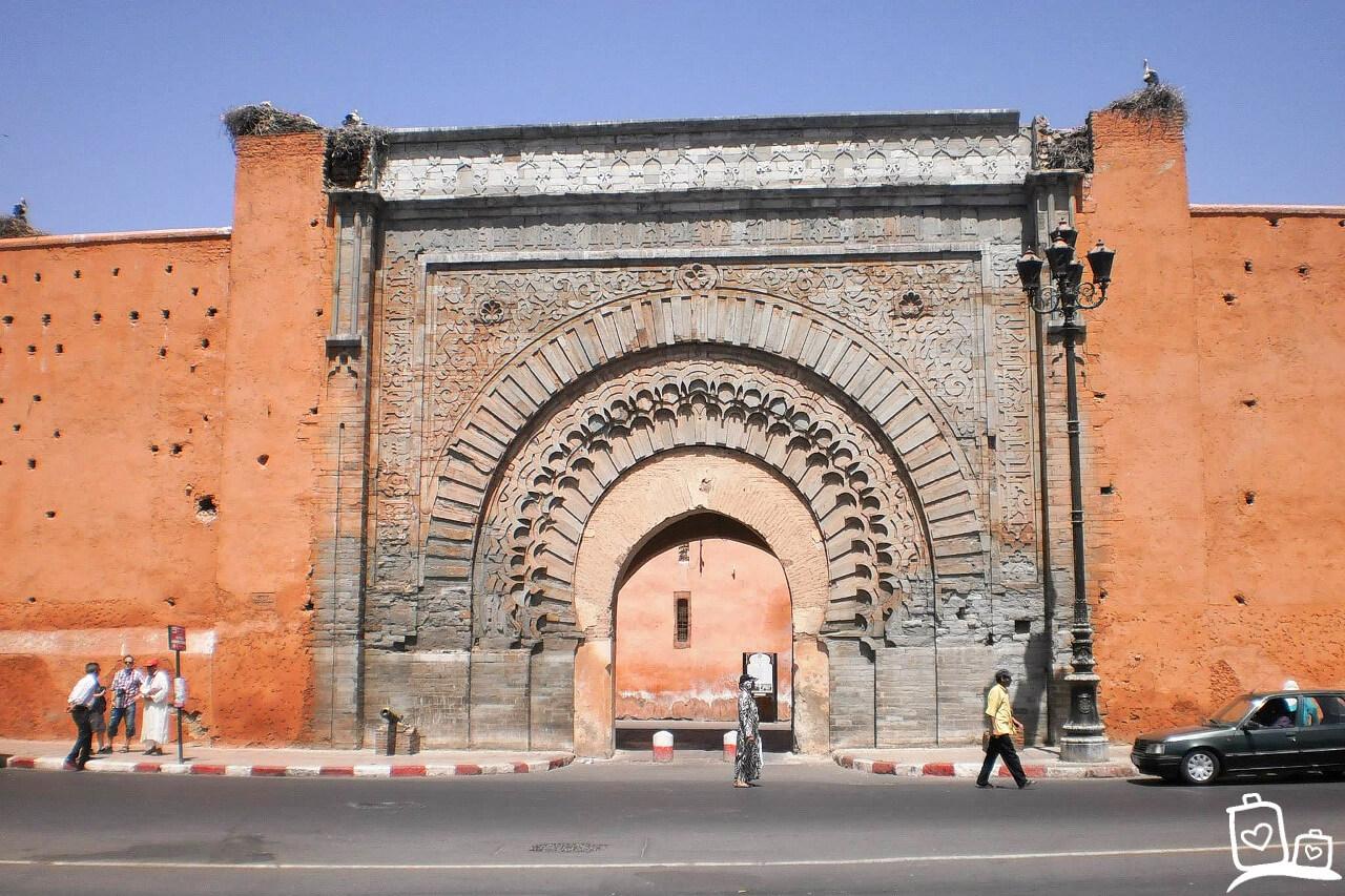 Ontdek Marrakech Marokko