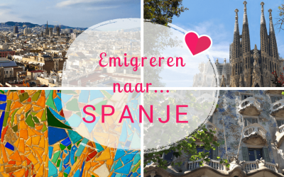 Emigreren naar Spanje: Genieten in Barcelona!