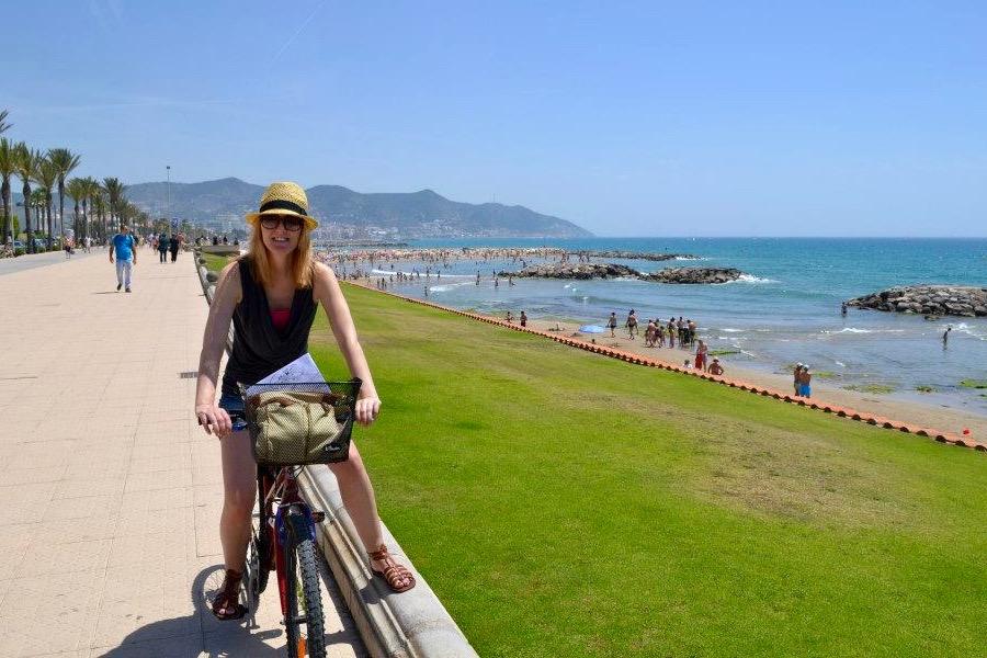 Debby Emigreren naar Spanje Barcelona 01 Sitges