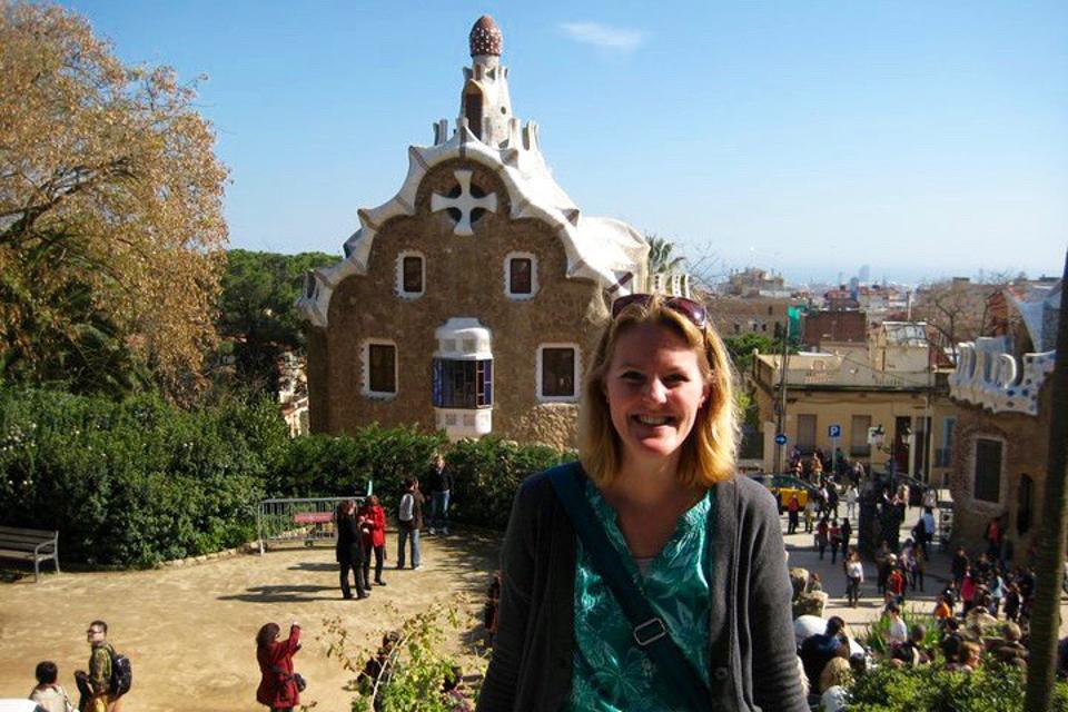 Debby Emigreren naar Spanje Barcelona 04 Parc Guell