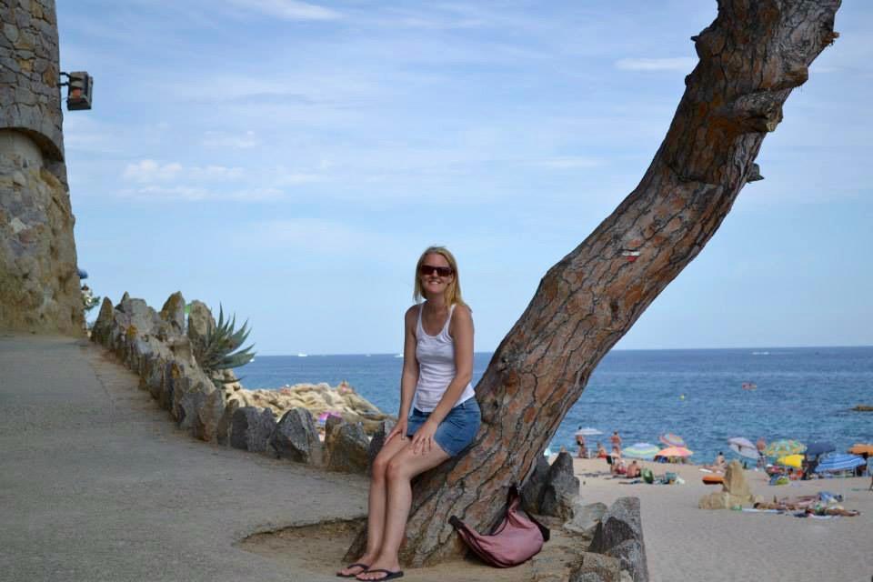 Debby Emigreren naar Spanje Barcelona 05 Costa Brava