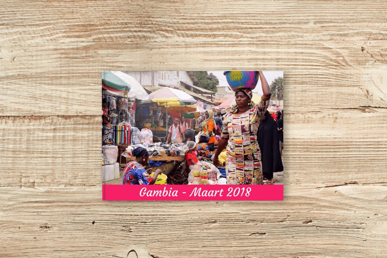Fotoboek Gambia