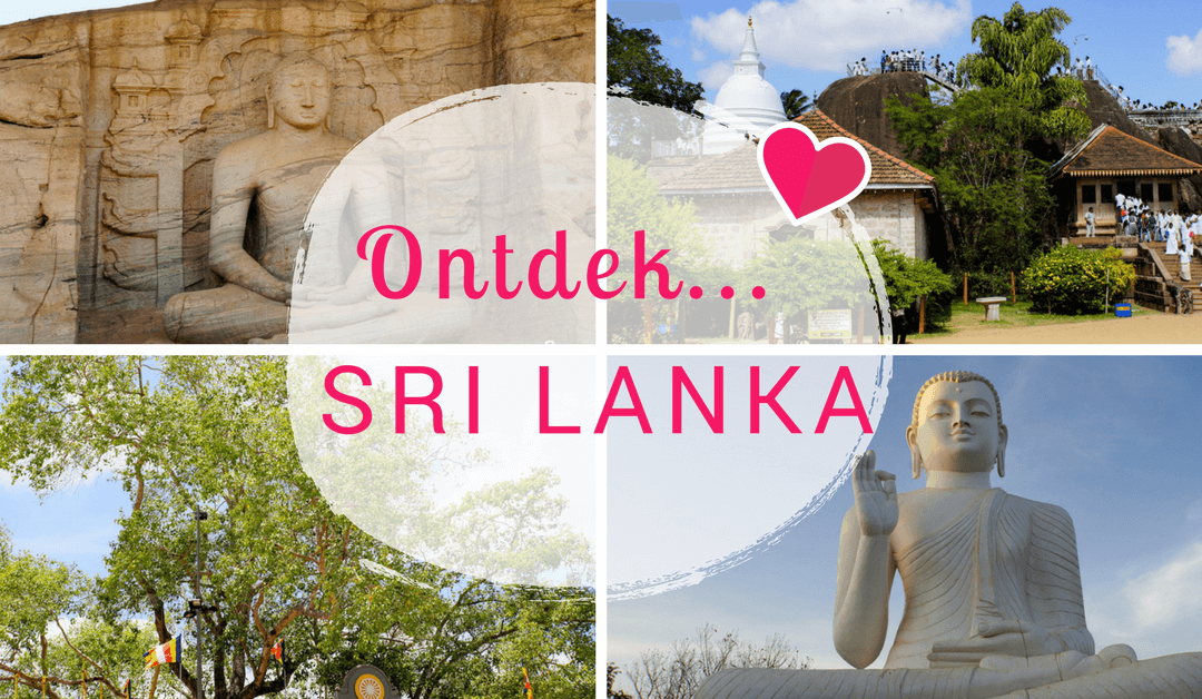 Rondreis Sri Lanka in foto's