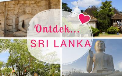 Ontdek… Sri Lanka: De indrukwekkende Koningssteden!