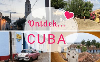Ontdek Cuba: Terug in de tijd in Trinidad!