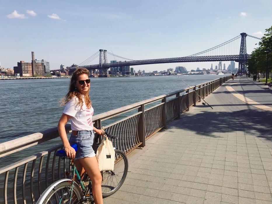 Wereldse Vrouwen - Digital Nomad - Agnes Nederhof - New York