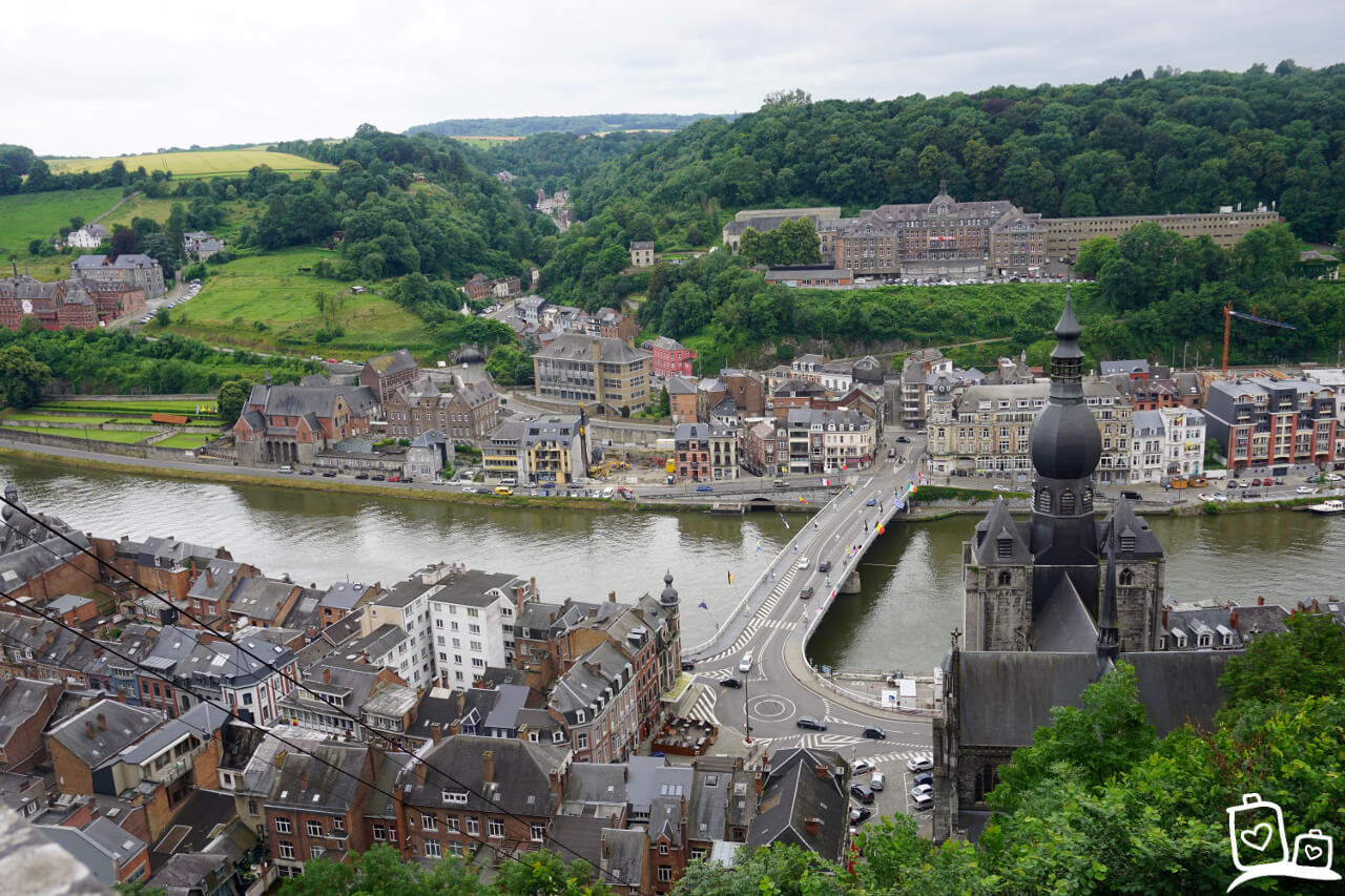 Belgie - Dinant - Citadelle