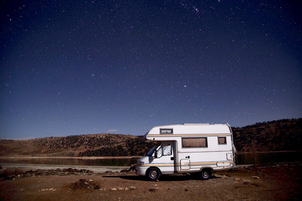 Dasja Groeneveld - Camper