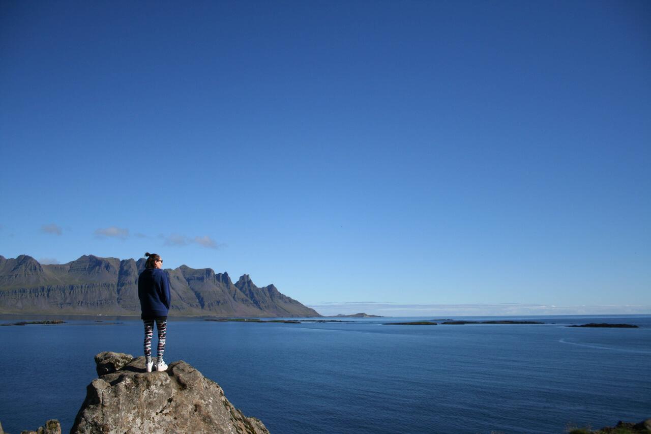 Dasja Groeneveld - IJsland