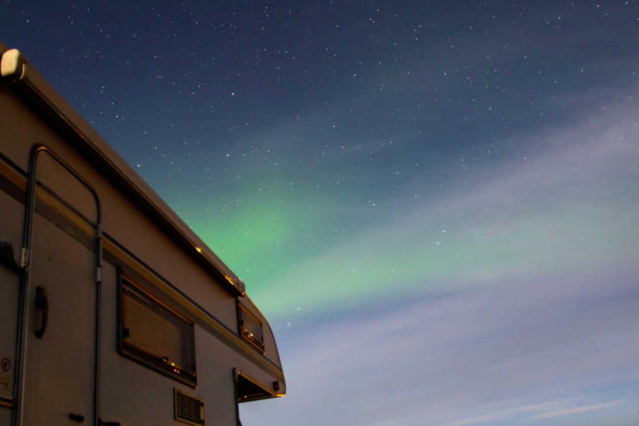 Dasja Groeneveld - Noorderlicht IJsland